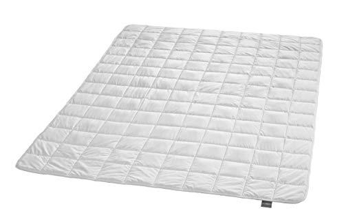 Traumnacht Entspannungsdecke 135 x 200 cm, 6 kg Gewichtsdecke zur Beruhigung und zum Abbau von Stress, empfohlen für Erwachsene
