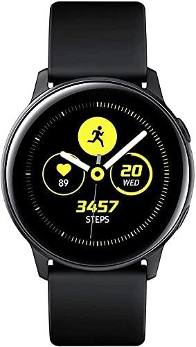 Galaxy Watch Active, Black, SM-R500, SmartWatch, 40mm, EU-Ware