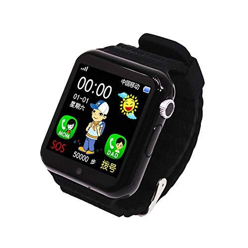 yankai Smartwatch, Anrufuhr, 1,5-Zoll-Touch-Uhr, Wasserdichter, Intelligenter Elektronischer Zaun, Schlafüberwachung, SIM-Karte Können Eingelegt Werden
