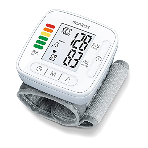 Sanitas 650.57 SBC 22 Handgelenk-Blutdruckmessgerät