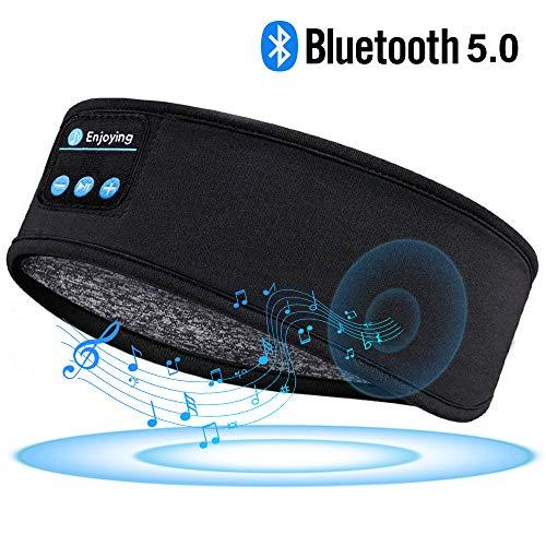 Schlaf-Kopfhörer Bluetooth Wireless Music Sleep Mask Headsets Schlaflosigkeit DE