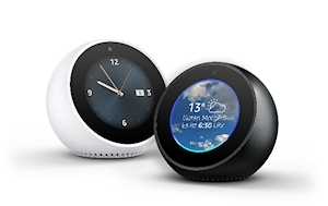 echo spot intelligenter wecker