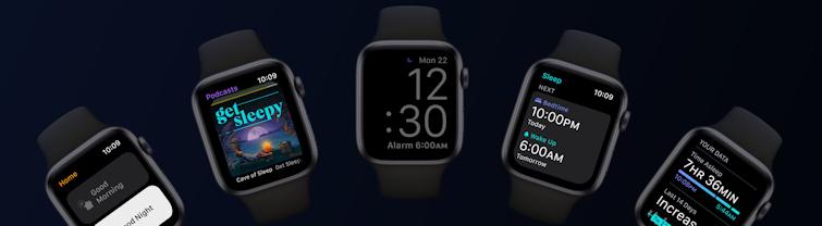 Apple Watch watchOS 7