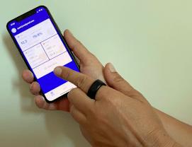 fitness ring mit app