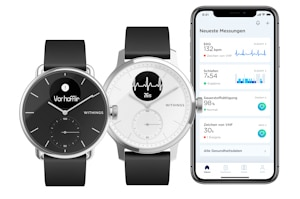 Withings ScanWatch App