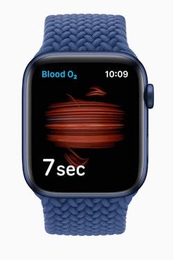apple watch sauerstoffsättigung