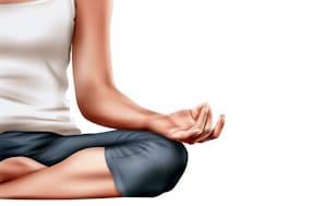 schlaflosigkeit pandemie angst sorgen meditation