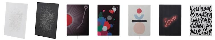 Ikea SYMFONISK WiFi-Speaker panels