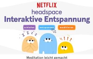 headspace netflix schlaf schlafanleitung
